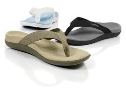 Flip Flops with Arch Support